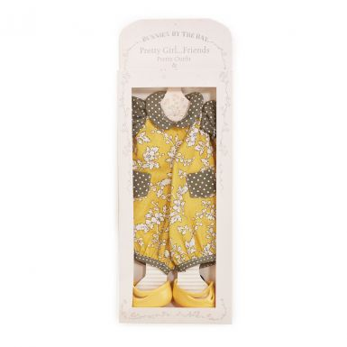 Doll outfit - Mustard Seed