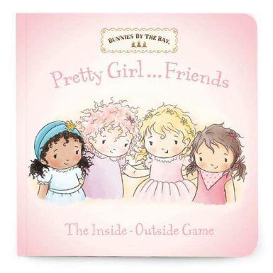 Pretty Girl Friends Board Book
