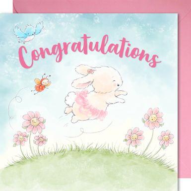 Congratulations - Spring