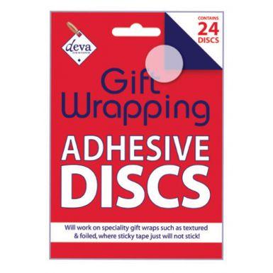Adhesive Discs