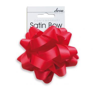 Silk Bow (Essential) -  Scarlet