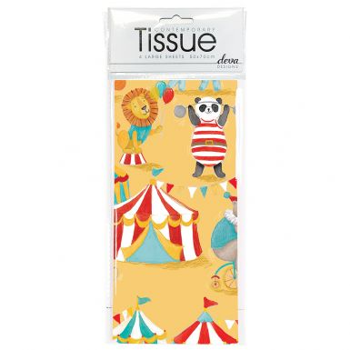Tissue Carnival Circus