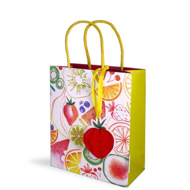Gift Bag Small Fruity