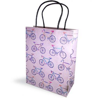 Gift Bag Medium Stop The Clock Bikes