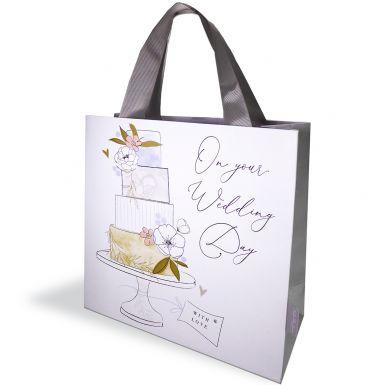 Gift Bag Medium Katie Phythian Wedding Cake