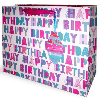 Gift Bag Carrier Birthday Clash
