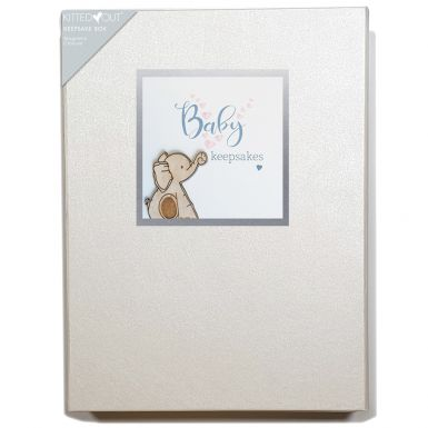 Tracey Russell Baby Pink (Large) Keepsake Box