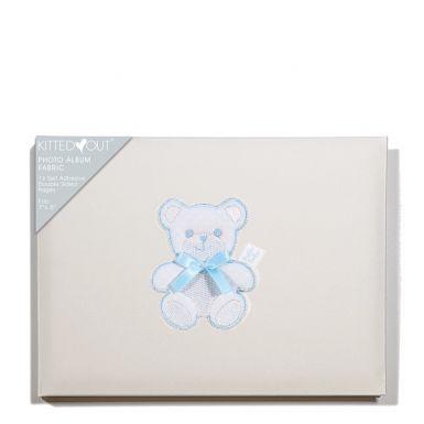 Teddy Blue (Fabric Covered) Album