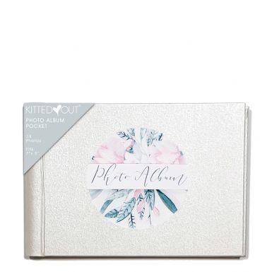 Wedding Floral (XL Pocket) Photo Album