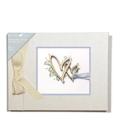 Tracey Russell Wedding (Loose Leaf) Memories Book