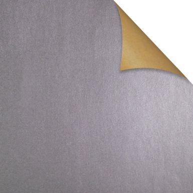 Gift Wrap Kraft Silver