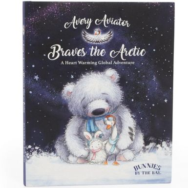 Braves the Arctic Story Book