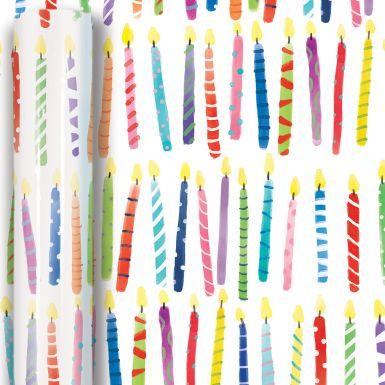 4M x 50CM (Handy) Roll Wrap Candles