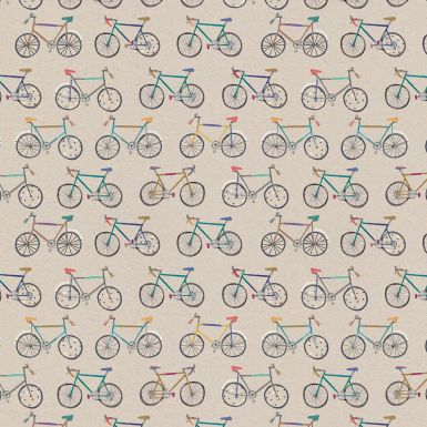 Gift Wrap Stop The Clock Bikes