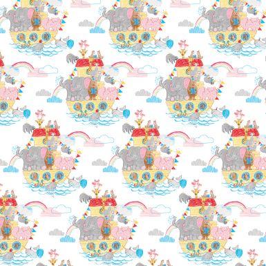 Gift Wrap Noahs Ark