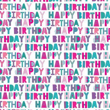 Gift Wrap Birthday Clash
