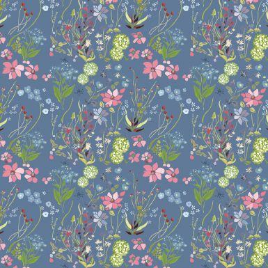Gift Wrap Julie Dodsworth Mountain Meadow