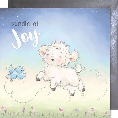 Bundle of joy - lamb