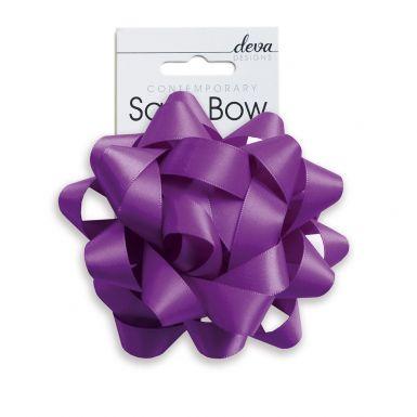 Silk Bow (Essential) -  Purple