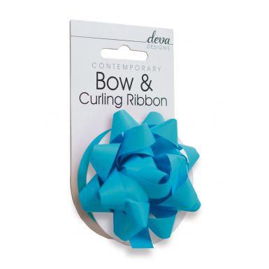 Bow & Curling (Essential) - Ocean Teal