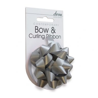 Bow & Curling (Essential) - Silver