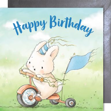 Birthday Scooter