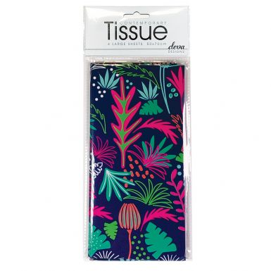 Tissue Neon Tropical