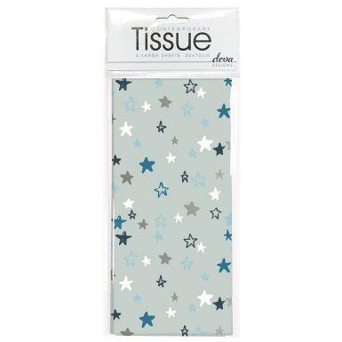 Tissue Mini Stars