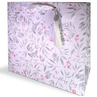 Gift Bag Large Wedding Floral