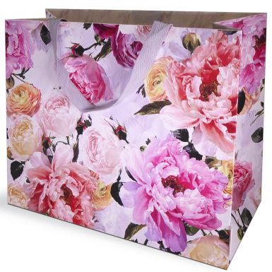 Gift Bag Carrier Designers Guild Tourangelle Peony