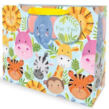 Gift Bag Carrier Jungle