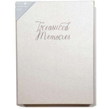Treasured Memories (Large) Keepsake Box