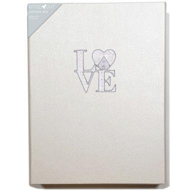 In Love (Large) Keepsake Box
