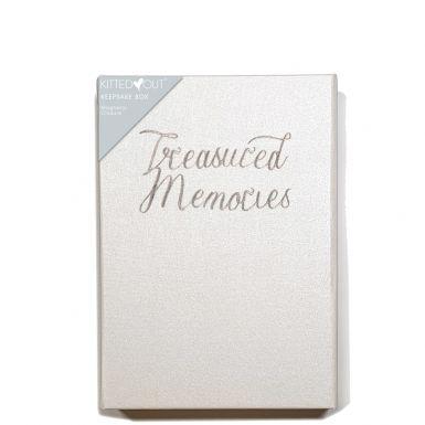 Treasured Memories (Medium) Keepsake Box