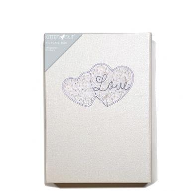 Love Hearts (Medium) Keepsake Box