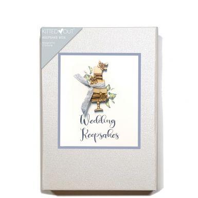 Tracey Russell Wedding (Medium) Keepsake Box