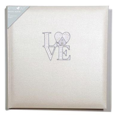 In Love (Large) Photo Album