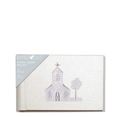 Christening Day Church (Pocket) Photo Album