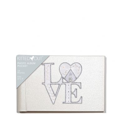 In Love (Pocket) Photo Album