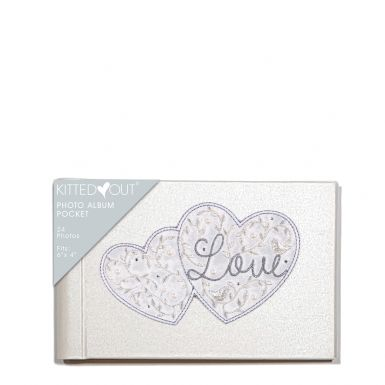 Love Hearts (Pocket) Photo Album
