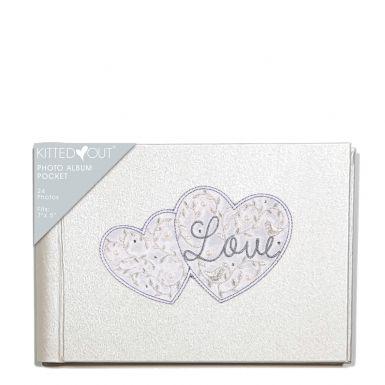 Love Hearts (XL Photo) Pocket Album