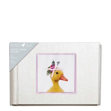 Animal Portraits Duck (XL Pocket) Photo Album