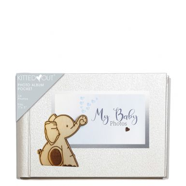 Tracey Russell Baby Blue (XL Pocket) Photo Album