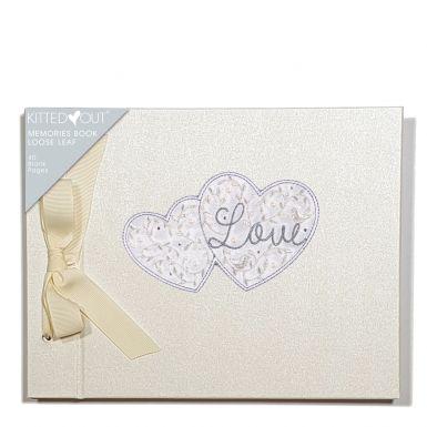 Love Hearts (Loose Leaf) Memories Book