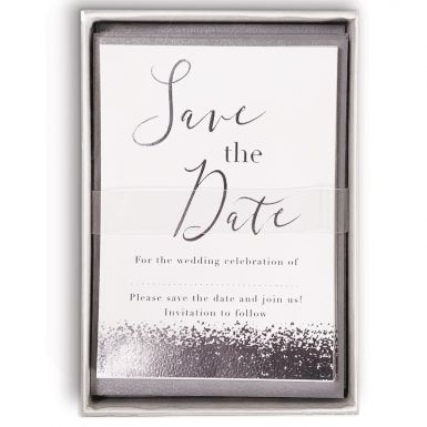 Save The Date invites