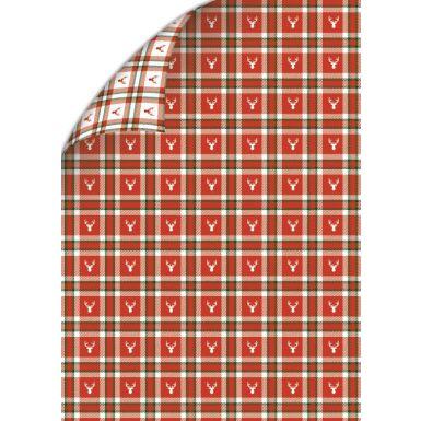 Gift Wrap Tartan