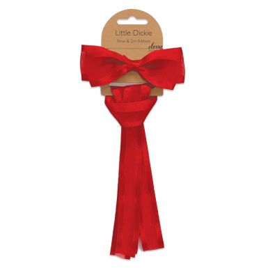 Little Dickie Red Bow