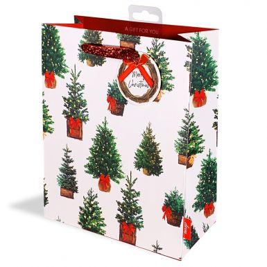 Gift Bag Medium Painterly Trees