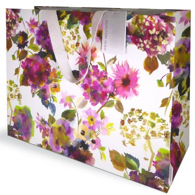 Gift Bag Carrier Designers Guild Palace Flower