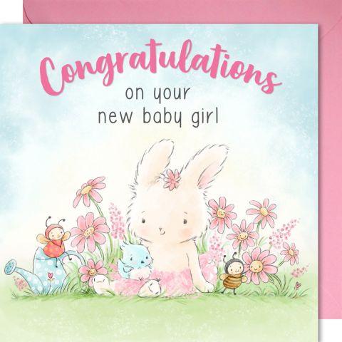 Congratulations - Flowers